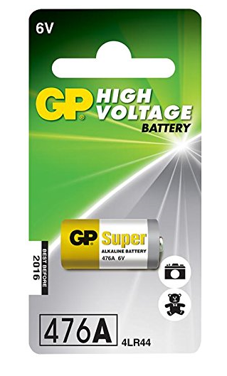 Cheap 6V Battery Single Pack | Standard Batteries |  |