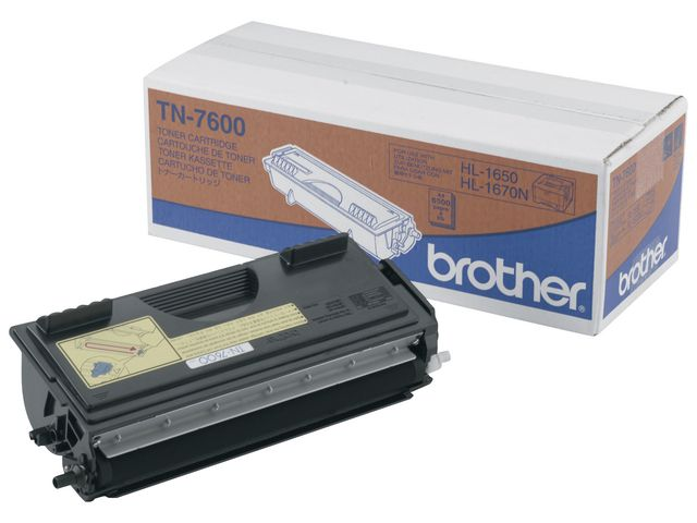 Great Value Brother TN7600 High Capacity Toner | Brother | TN7600 | Brother