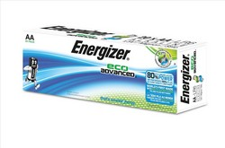 Cheap Energizer Eco Advance Batteries AA | Standard Batteries |  |