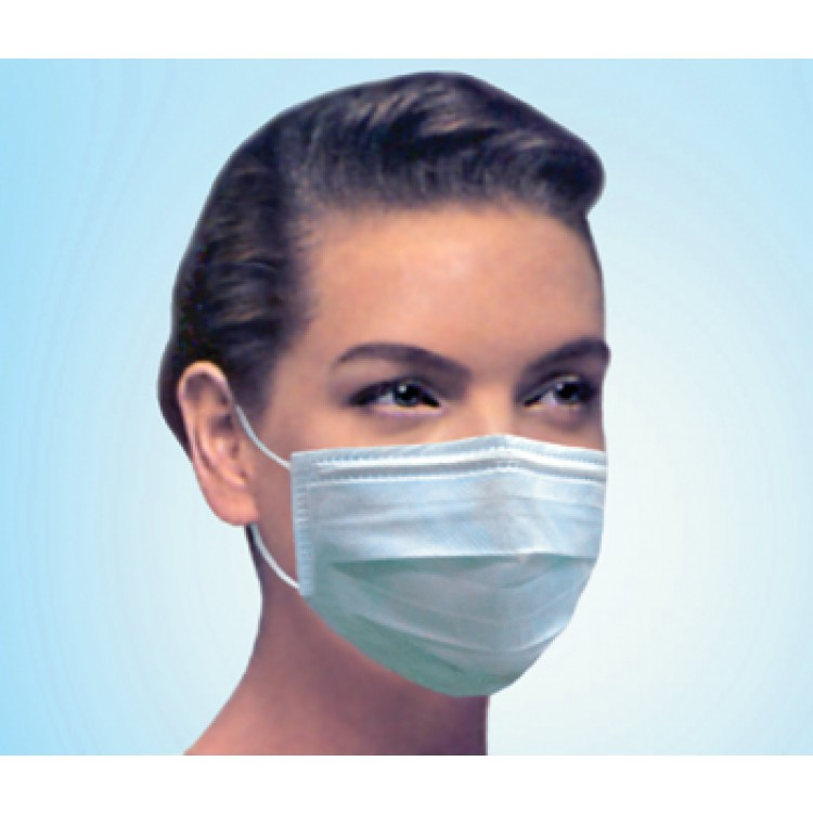 Cheap Blue Earloop Face Masks | Face Masks |  |