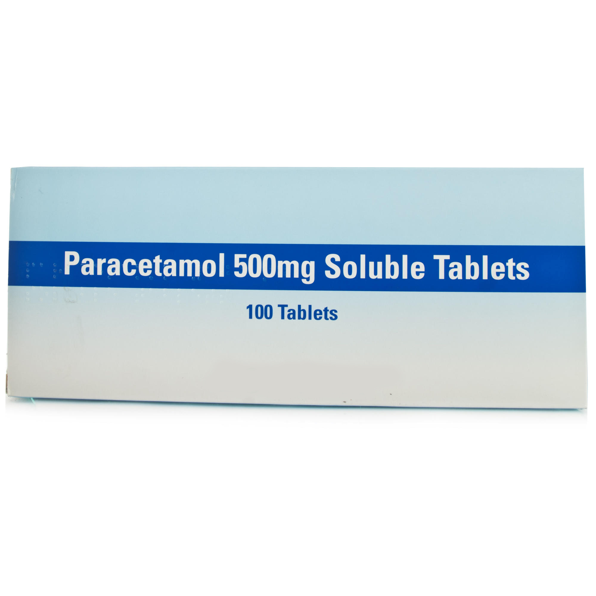 Great Value (P) Paracetamol Soluble Tablets 500mg | P-Z |  |