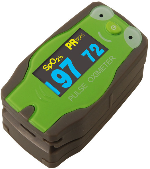 Great Value Paediatric Finger Pulse Oximeter | Finger Pulse Oximeters | W4328 | Merlin Medical