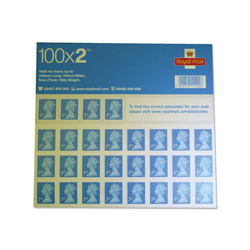 Cheap 2nd Class Standard Postage Stamps | Postage Stamps | SDN27311392 | Royal Mail