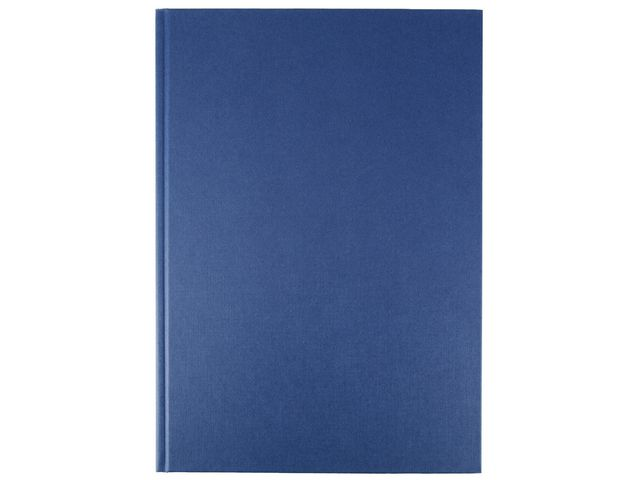 Great Value Blue A4 Casebound Notebook | Pads & Note Books | 100080492 |