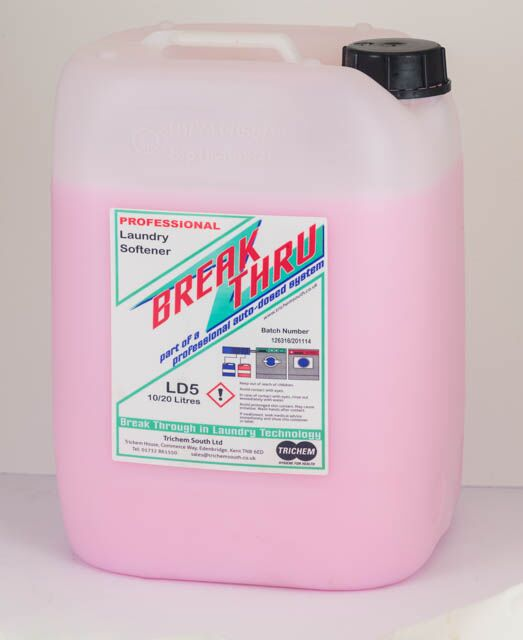 Cheap Standard Fabric Conditioner 10Ltr | Auto-Dosing Products | LD510 | Trichem