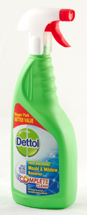 Great Value Dettol Mould & Mildew | Washroom Cleaners |  | Dettol