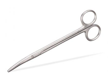 Great Value Curved McIndoe Scissors | Scissors | RSPU500-630 | Rocialle