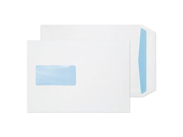 Great Value C5 White Window Envelopes 90gsm, Self Seal | White Business Envelopes |  |