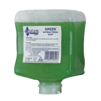 Great Value Deb Cutan Green Antibacterial Soap | Hand Soap |  | Deb Cutan