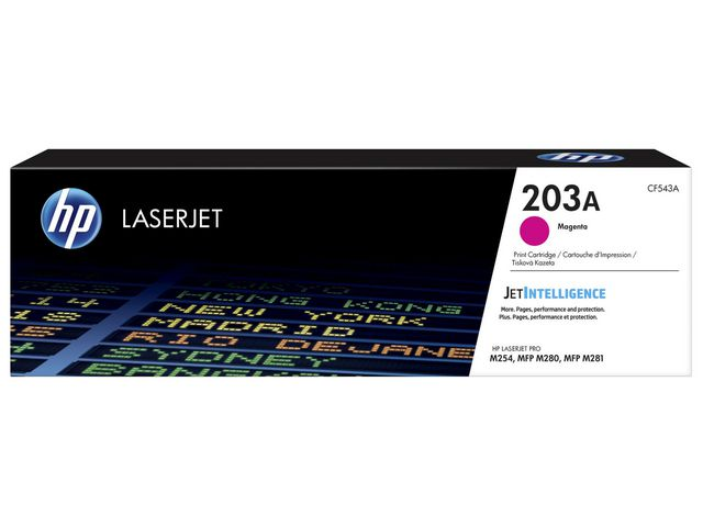 Great Value HP 203A Laser Jet Toner Cartridges Magenta | Hewlett Packard |  |