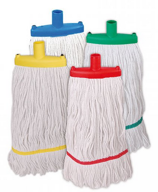 Great Value Prairie Hygiemix Kentucky Mop Head Red | Mop Heads |  | Medical Supermarket