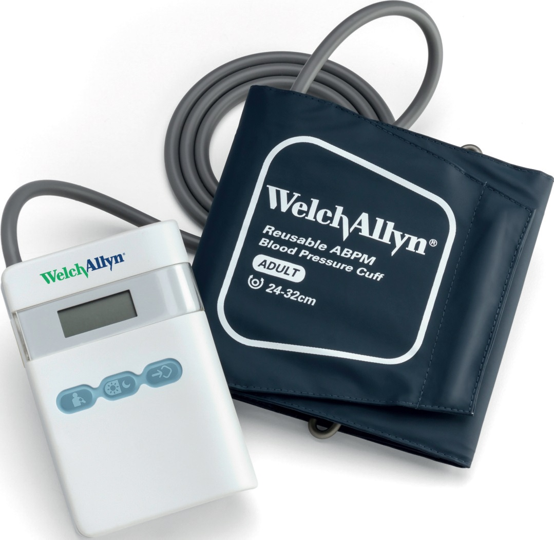 Great Value Welch Allyn ABPM 7100 Recorder + CardioPerfect Work Station Software | ABPM Monitors & Cuffs |  | Welch Allyn