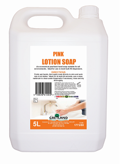 Great Value Standard Pink Pearlised Hand Soap 5 Litre | Hand Soap |  |
