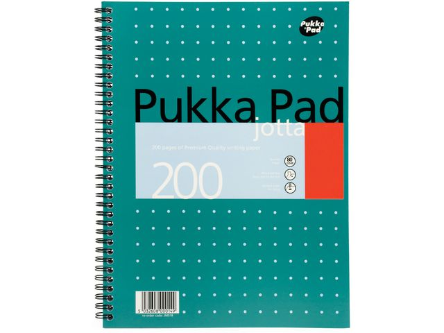 Great Value A4 Jotta Wirebound Notepad | Pads & Note Books | JM018 |
