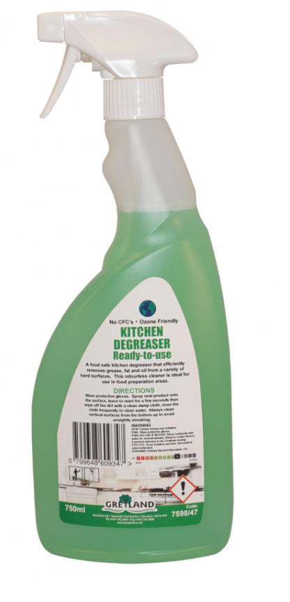 Great Value Kitchen Degreaser Ready to Use Ready to Use 750ml- Pack of 1 | Kitchen Cleaners |  |