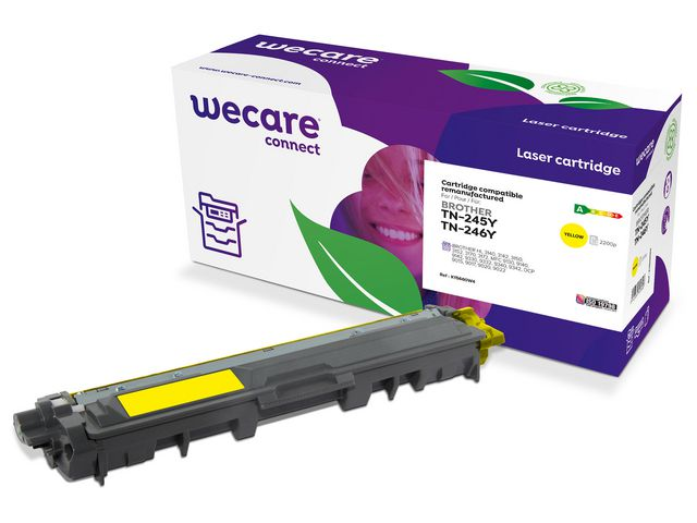Cheap Compatible Brother TN245 Toner Cartridge Yellow | Compatible |  |