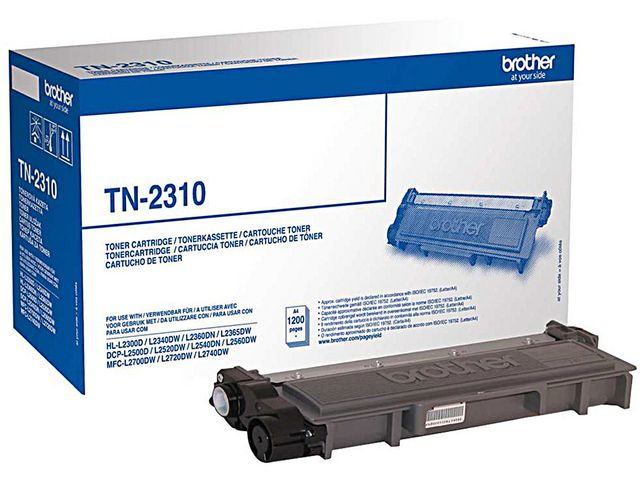 Great Value Brother TN2310 Black Toner | Brother | TN2310 | Brother