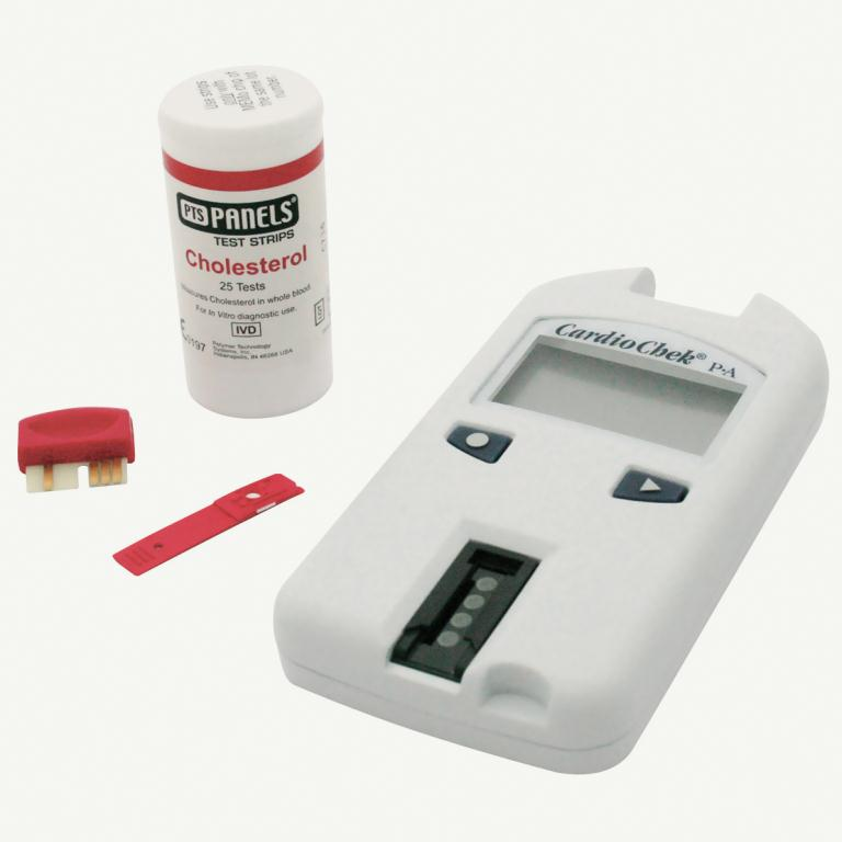 cholesterol testing machine