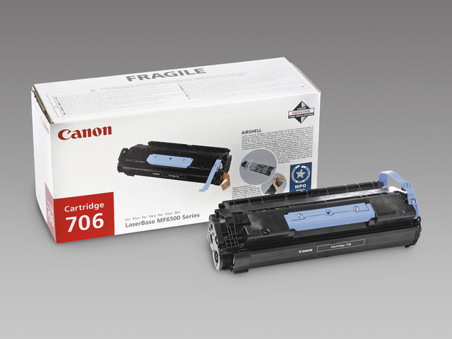 Cheap Canon 706 Black Toner Cartridge | Canon | 0264B002 | Canon