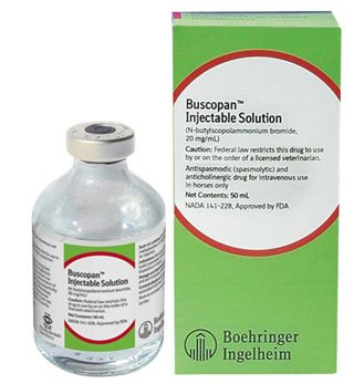 Great Value (POM) Buscopan Injection (Hyoscine Injection) 20mg/ml (1ml Vial) | A-C | 0455204 | Alliance Healthcare