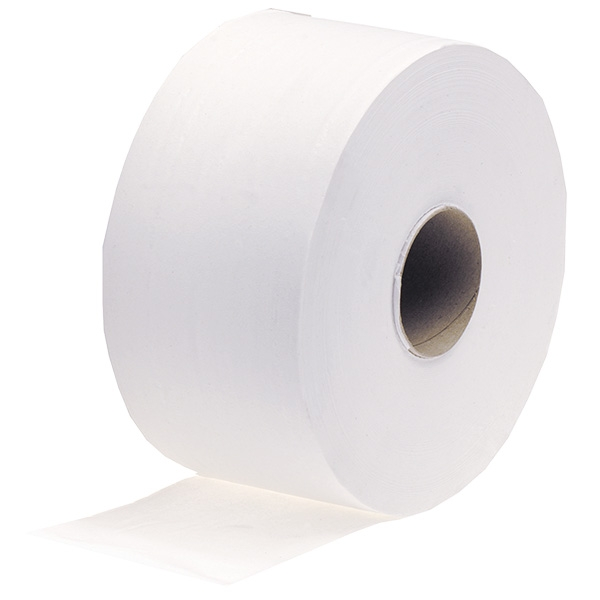 Cheap Standard Mini Jumbo 2 Ply Toilet Rolls 60mm Core | Toilet Rolls & Tissues |  | Medical Supermarket