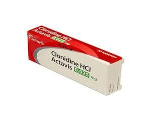 Great Value (POM) Clonidine Tablets 25MCG - Pack of 112 | A-C | 1157247 | Actavis