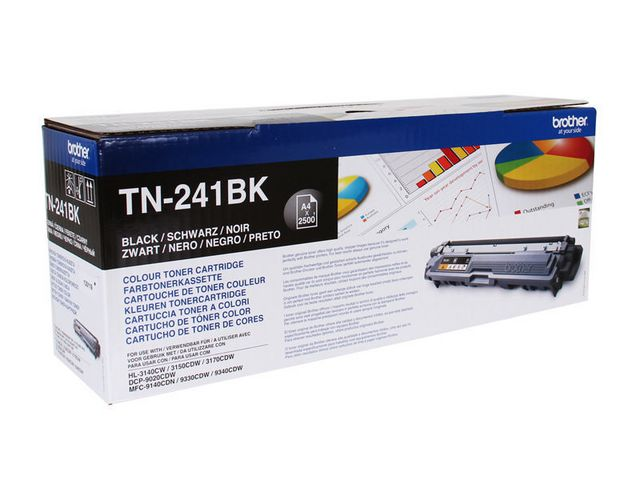 Great Value Brother TN241 Toner Black | Brother | TN241 | Brother