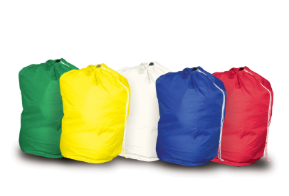 Great Value LB Nylon Laundry Bags White | Linen and Laundry Management |  |