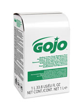 Great Value Gojo Anti Bacterial Lotion Soap Cartridge | Hand Soap | 9757-06 | GOJO