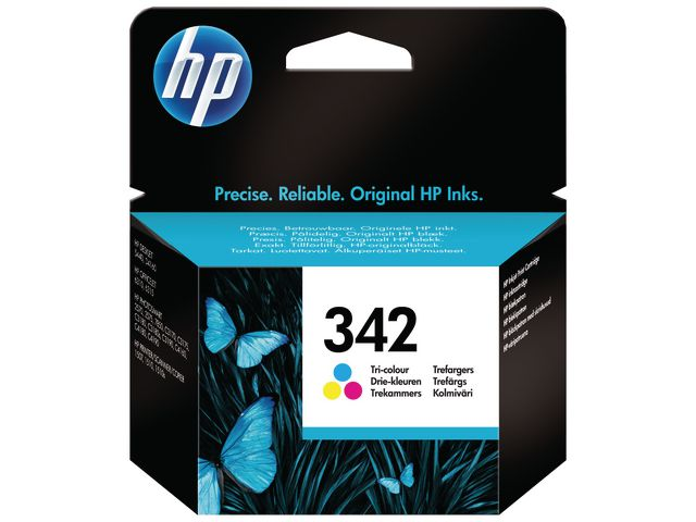 Great Value HP No.342 Tri-Colour Ink Cartridge | Hewlett Packard | C9361EE | Hewlett Packard