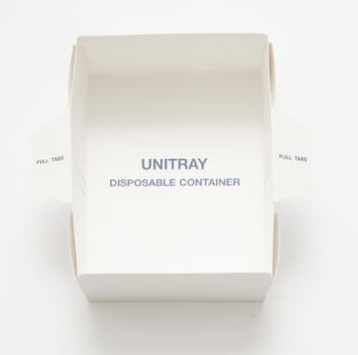 Great Value Unitray 800ml single wrapped | Kidney Dishes, Trays & Bowls |  |