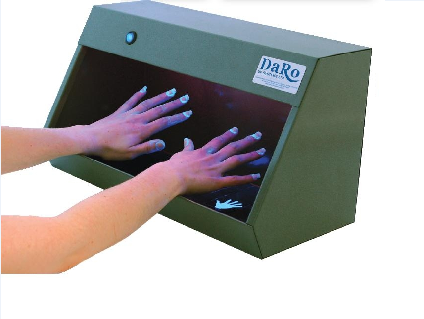 Great Value DaRo UV Systems Hand Inspection Cabinet Starter Kit | Hand Sanitisers |  |