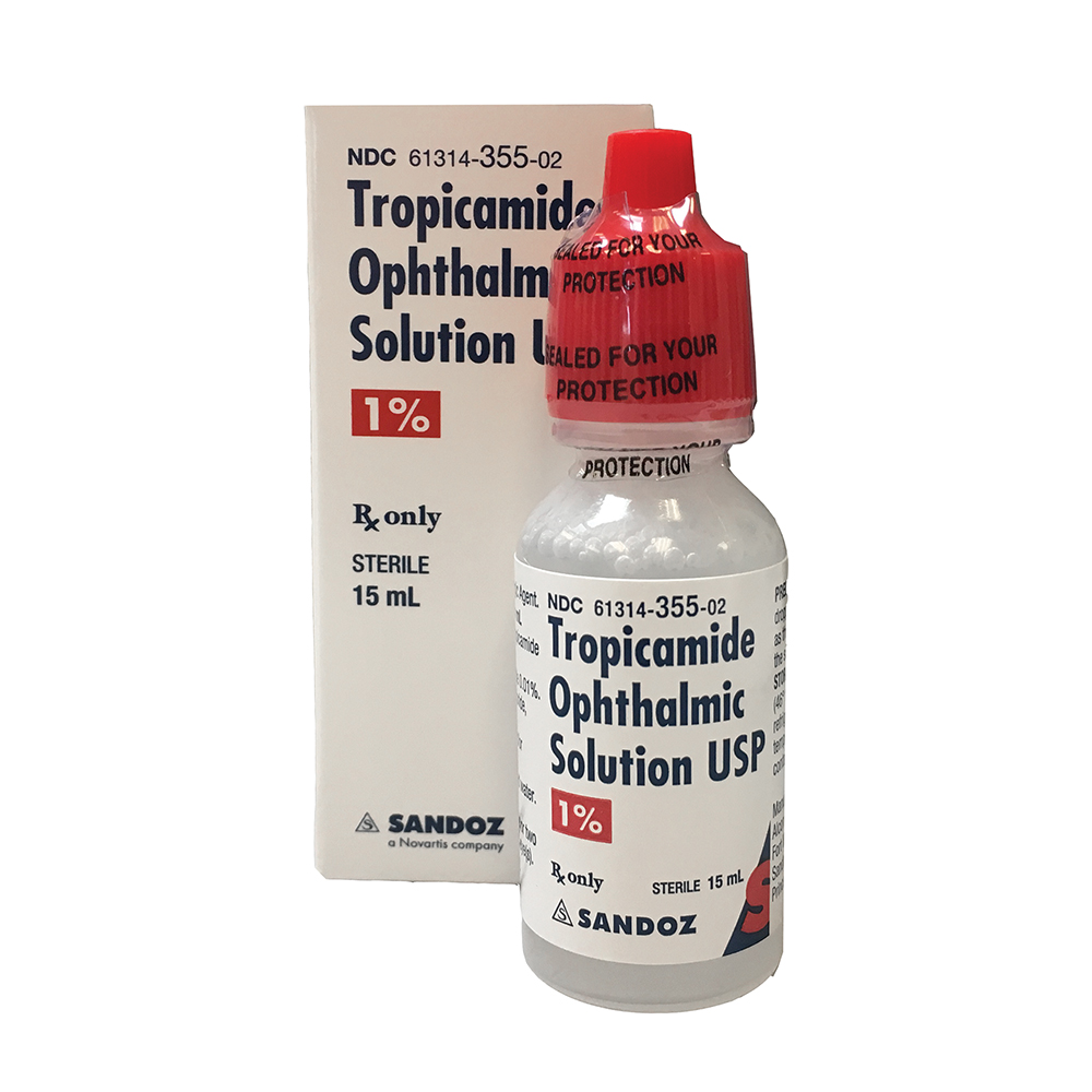 Great Value (POM) Tropicamide 1% | P-Z |  | Medical Supermarket