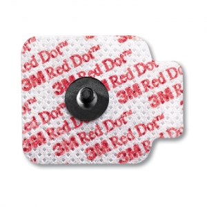 Cheap 3M Red Dot Repositionable Electrodes | ECG Accessories |  | 3M Healthcare