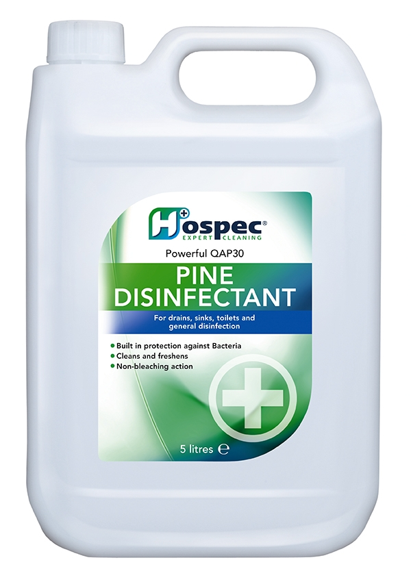 Cheap Pine Disinfectant | Specialist Cleaners | HOSDISL0500101 | Hospec
