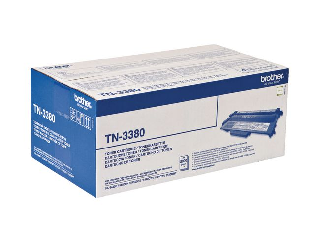 Great Value Brother TN3380 High Capacity Black Toner | Brother | TN3380 | Brother