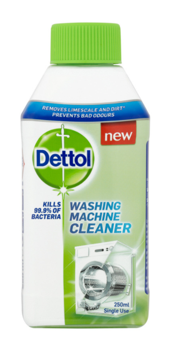 Great Value Dettol Washing machine Cleaner 250ml | Kitchen Cleaners |  |