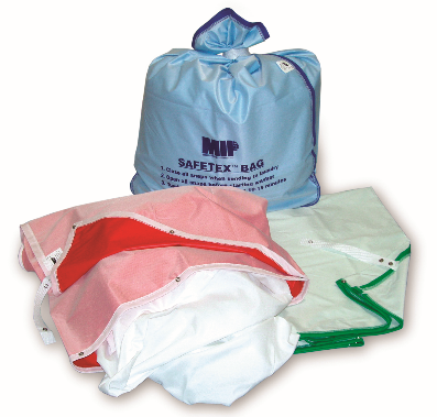 Great Value Blue Safetex Reusable Bags | Linen and Laundry Management | LB/SO/SL/B/UK |