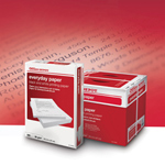 A4 Copier Paper | Everyday White 80GSM Box of 5 Reams | 1453759 | Office Depot | Multifunctional Paper