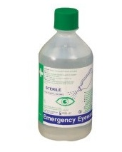 Great Value Sterile Eye Wash Bottle | First Aid Kits & Supplies |  |