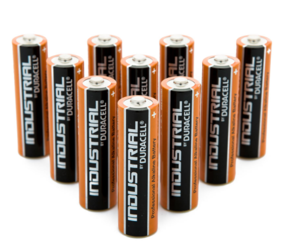 Cheap Duracell Industrial Batteries AA #112609 | Standard Batteries |  |