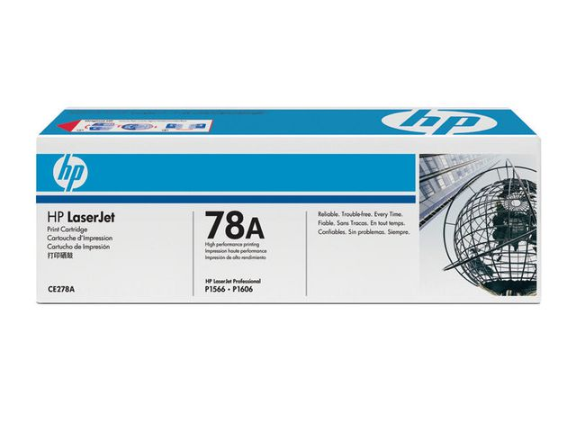 Great Value HP No.78A Black Toner Cartridge | Hewlett Packard | CE278A | Hewlett Packard