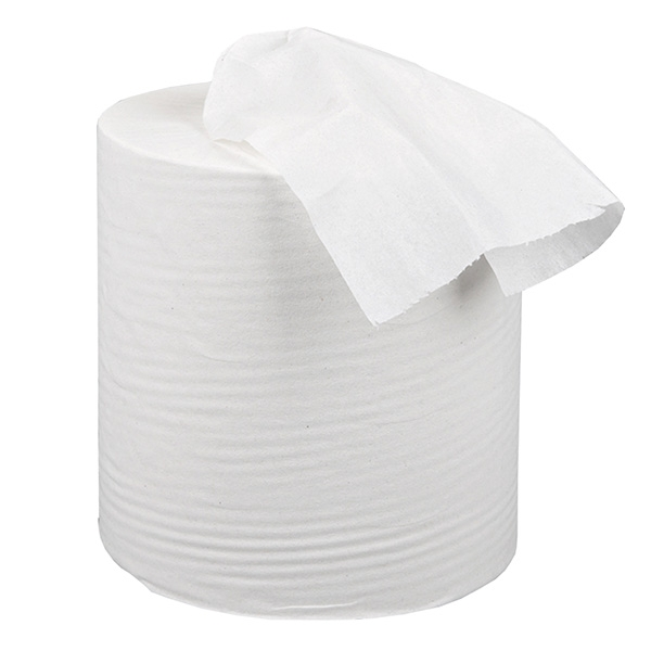 Standard 2 Ply Mini Centre Pull Rolls White | Medical Supermarket