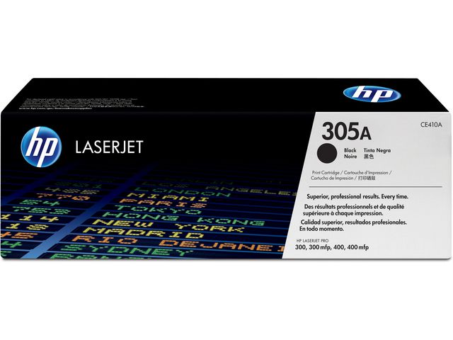 Great Value HP No.305A Toner Black | Hewlett Packard | CE410A | Hewlett Packard