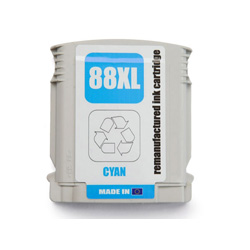 Cheap HP 88 Compatible Ink Cartridge Cyan (C9391AE) | Compatible |  |