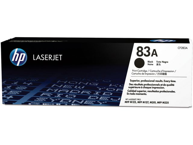 Great Value HP No.83A Toner Black | Hewlett Packard | CF283A | Hewlett Packard