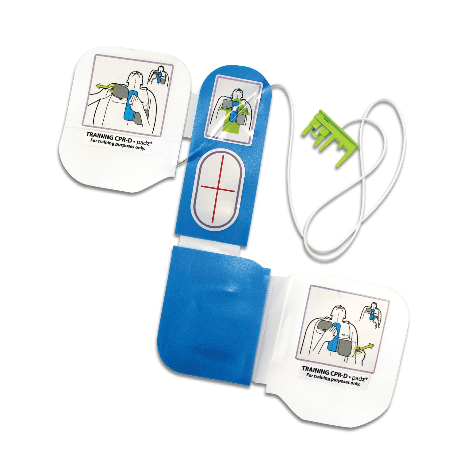 Zoll Defibrillator AED Plus & Pro Replacement CPRD-Pad Electrodes | Medical Supermarket