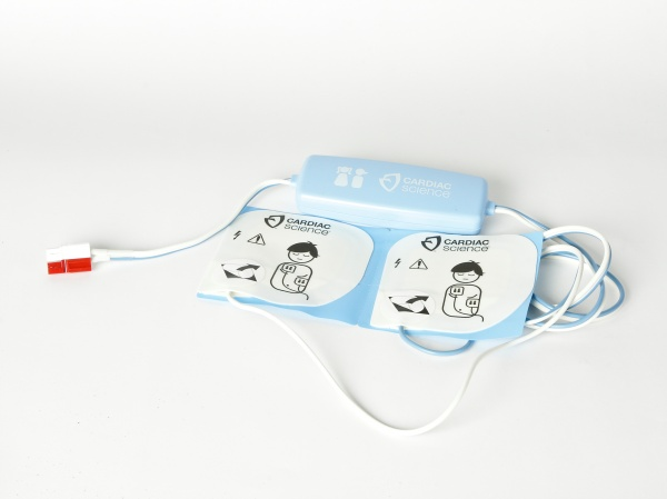 Powerheart G3 AED Defibrillator Pads Paediatric Electrode Pads | Medical Supermarket