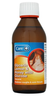 Great Value (GSL) Care Glycerin Lemon And Honey Glucose 200ml | A-C |  |