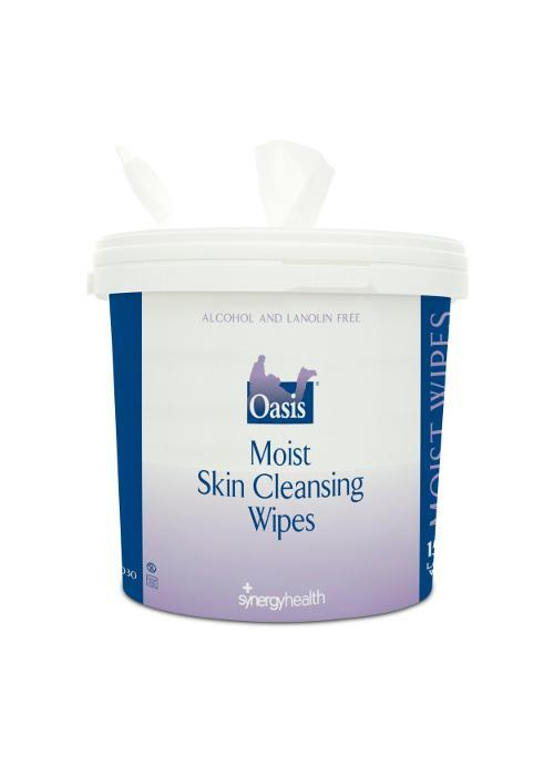 Cheap Moist Patient Wipes | Patient Wipes & Sprays | WI030 | Synergy Health